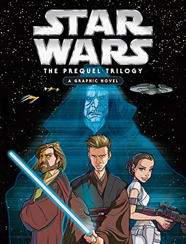 Star Wars: Prequel Trilogy Graphic Novel Format: Hardcover