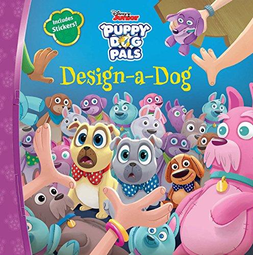 Puppy Dog Pals Design-A-Dog: Disney Book Group;