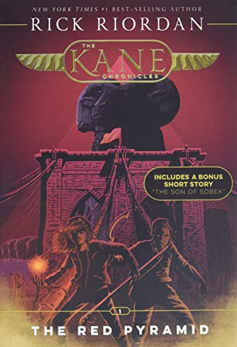 9781368013581: The Kane Chronicles, Book One The Red Pyramid (new cover)