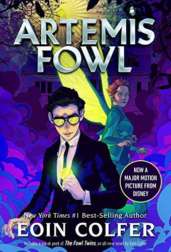 9781368036986: Artemis Fowl (Artemis Fowl, Book 1) (Artemis Fowl Repackage)