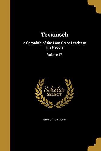9781371345587: TECUMSEH