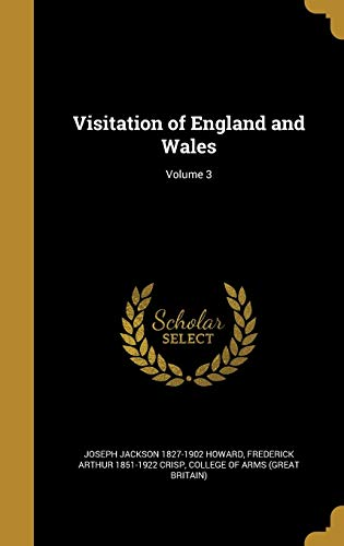 9781371601423: Visitation of England and Wales; Volume 3