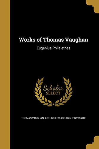 9781371686413: Works of Thomas Vaughan