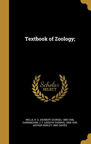 9781371815929: Textbook of Zoology;