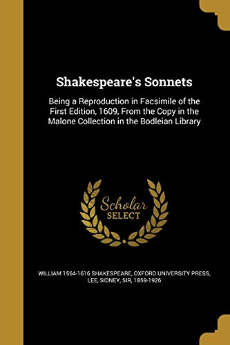 9781372787409: Shakespeare's Sonnets