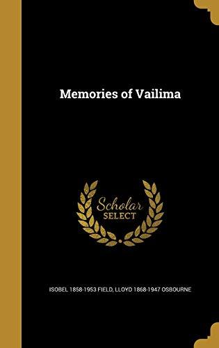 9781373122360: Memories of Vailima