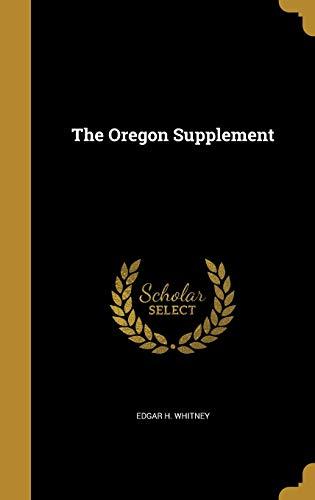 9781373175793: The Oregon Supplement