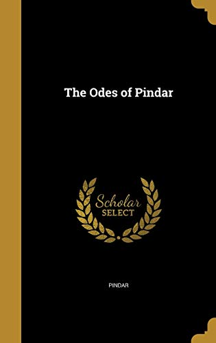9781373307262: The Odes of Pindar