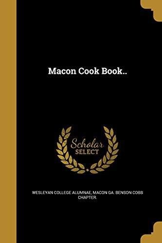Macon Cook Book. (Paperback)