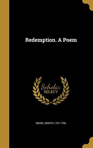 Redemption. a Poem (Hardback)