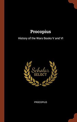 9781374814868: Procopius: History of the Wars Books V and VI