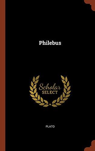 9781374829725: Philebus