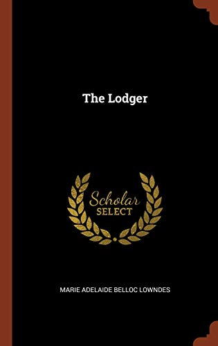 9781374830806: The Lodger