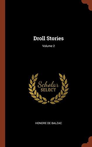 9781374832121: Droll Stories; Volume 2
