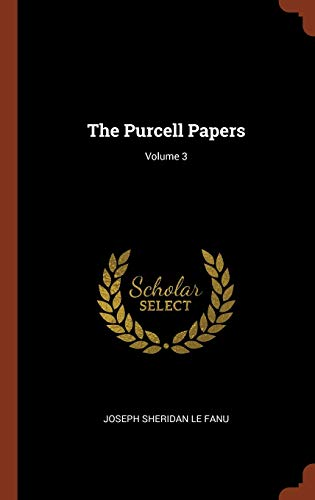9781374858886: The Purcell Papers; Volume 3