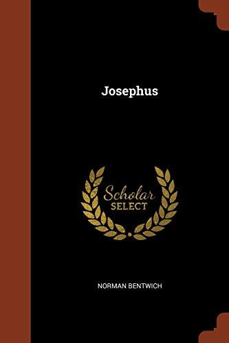 JOSEPHUS: Bentwich, Norman