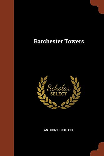 9781374924758: Barchester Towers