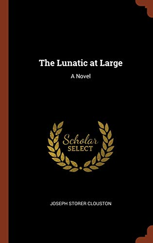9781374932500: The Lunatic at Large: A Novel