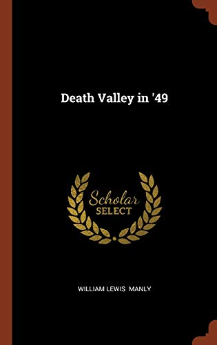 9781374941199: Death Valley in '49