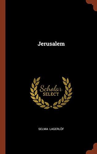9781374966031: Jerusalem