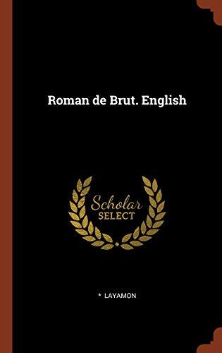 9781374977754: Roman de Brut. English