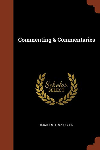 9781374980044: Commenting & Commentaries