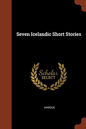 9781374983823: Seven Icelandic Short Stories