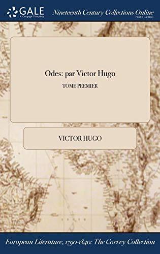 Odes: Victor Hugo