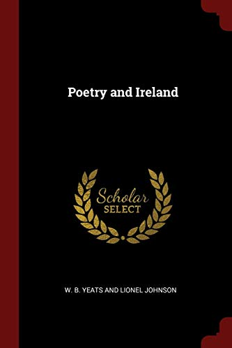 9781375412698: Poetry and Ireland
