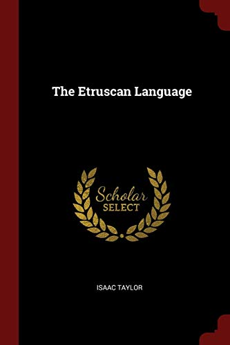 9781375419154: The Etruscan Language
