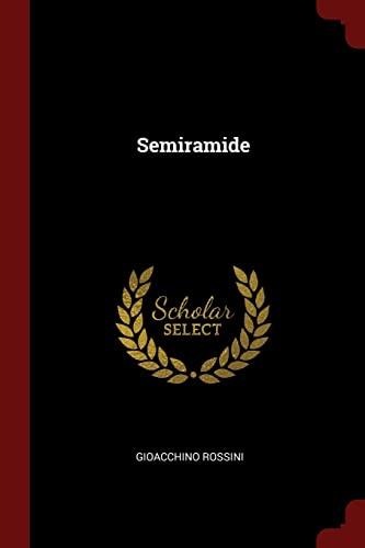 9781375443906: Semiramide