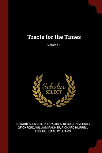 9781375534291: Tracts for the Times; Volume 1