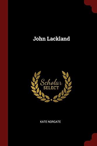 9781375620925: John Lackland