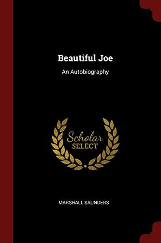 9781375630542: Beautiful Joe: An Autobiography
