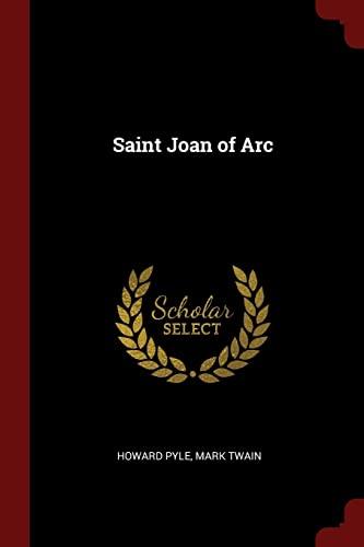 Saint Joan of Arc (Paperback): Howard Pyle, Mark