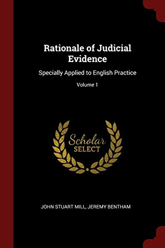 9781375671651: Rationale of Judicial Evidence: Specially Applied to English Practice; Volume 1