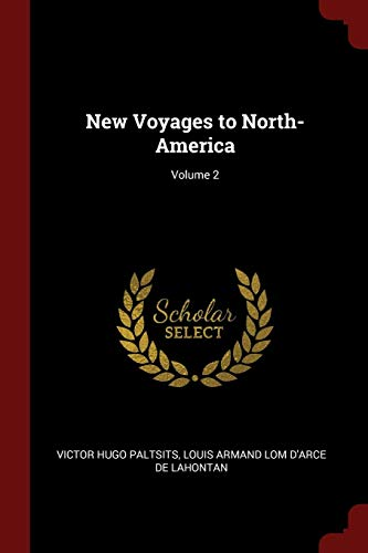 9781375733663: New Voyages to North-America; Volume 2