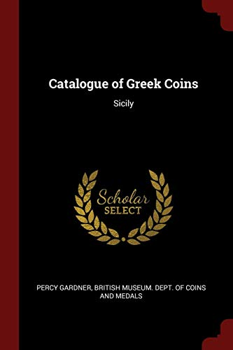 9781375775502: Catalogue of Greek Coins: Sicily
