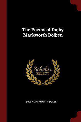 9781375843775: The Poems of Digby Mackworth Dolben