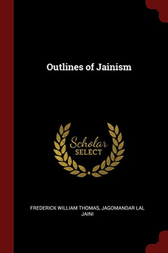 9781375951401: Outlines of Jainism