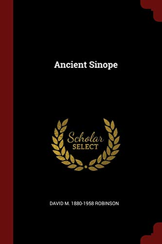 9781375972239: Ancient Sinope