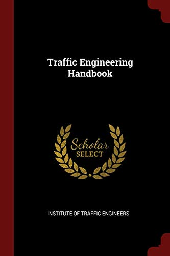 9781376059083: Traffic Engineering Handbook