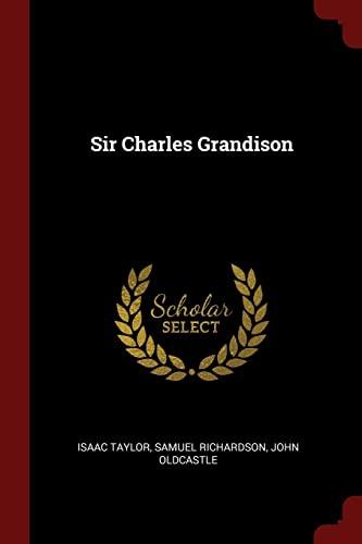 9781376089318: Sir Charles Grandison