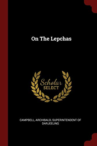 On the Lepchas (Paperback)