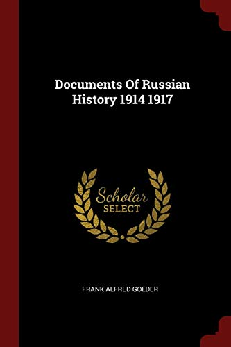 9781376154160: Documents Of Russian History 1914 1917