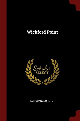 9781376191745: Wickford Point