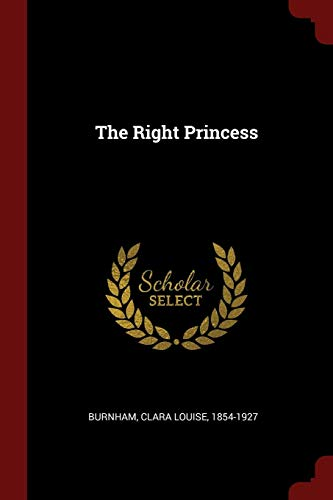9781376213348: The Right Princess