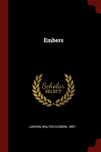 Embers: Walter Clemow 1887-