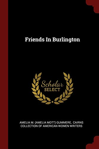 9781376246667: Friends In Burlington