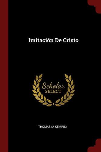 9781376259100: Imitación De Cristo